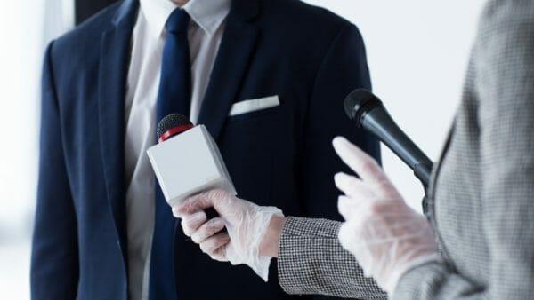 報道記者のための在留資格「報道」